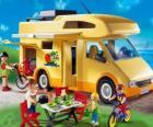 Playmobil Kamper
