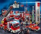 Remiza strażacka