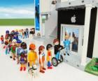Sklep Apple Playmobil