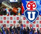 Club Universidad de Chile, Mistrz chilijski Apertura 2012