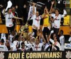 Corinthians / Timão, Copa Libertadores 2012 Mistrz