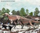 Yutyrannus z prawie 9 metrów długości jest największym dinozaurów z piór znane
