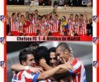 Atlético de Madrid mistrz Superpuchar Europy UEFA 2012