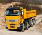 Samochód ciężarowy Renault Premium Lander