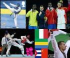 Mężczyzn ponad 80kg taekwondo Londyn 2012