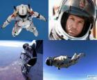 Feliks Baumgartner skoki stratosfery