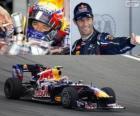 Mark Webber - Red Bull - Grand Prix Korei Południowej 2012, 2. sklasyfikowane