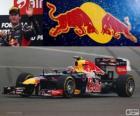 Mark Webber - Red Bull - Grand Prix Indii 2012, 3. sklasyfikowane
