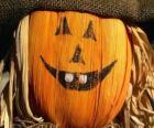 Halloween strach na wróble