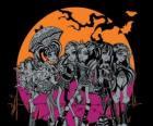 Monster High w noc Halloween