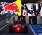 Sebastian Vettel - Red Bull - 2012 Grand Prix Abu Zabi, 3. sklasyfikowane