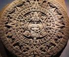 Mistyczne kalendarza aztec