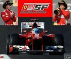 Fernando Alonso - Ferrari - Grand Prix Stanów Zjednoczonych 2012, 3. sklasyfikowane