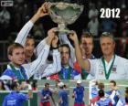 Republika Czeska, mistrz Copa Davis 2012