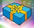 Świąteczne dar pudełko