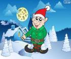Świętego Mikołaja Elf