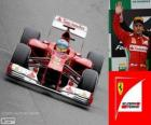 Fernando Alonso - Ferrari - Grand Prix Brazylii 2012, 2 ° sklasyfikowane