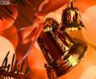 Dzwonki świąteczne, małych i dużych