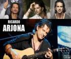 Ricardo Arjona,-piosenkarka Gwatemali