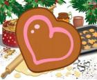 Ciasteczko w kształcie serca