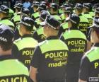 Straż Miejska, Madryt