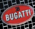 Logo Bugatti, francuska Marka włoskiego pochodzenia