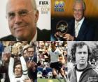 2012 FIFA prezydenckich Nagroda Franz Beckenbauer