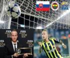 FIFA Puskás Award 2012 dla Miroslav Stoch
