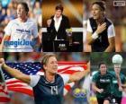 Gracz świata FIFA kobiet zwycięzca roku 2012 Abby Wambach