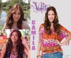 Camila jest bliską przyjaciółką Maxi i Francesca