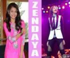 Zendaya, piosenkarka i autorka tekstów amerykańskiej