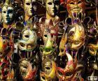 Maski karnawałowe Classic