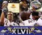 Baltimore Ravens Super Bowl 2013 Mistrzów