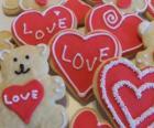 Ciasteczka z okazji Walentynek