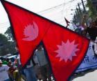 Flaga Nepal