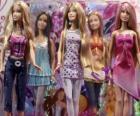 Paradzie lalek Barbie