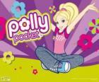 Polly siedzi na podłodze