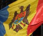 Flaga Mołdawii