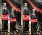 Oryginalne butelki Coca Cola