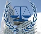 Logo MTK, Międzynarodowy Trybunał Karny