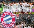 F. C. Bayern Monachium, mistrz Bundesligi 2012-13