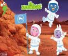 Backyardigans astronauci przybyli na Marsa