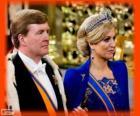 Wilhelm Aleksander i Máxima nowe królów Holandii (2013)