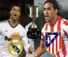 Final Pucharu króla 2012-13, Real Madryt - Atletico Madryt