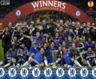Chelsea FC, mistrz UEFA Europy League 2012-2013