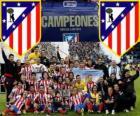 Atletico Madryt mistrz Copa del Rey 2012-2013