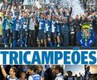 Porto, Portugalia piłka nożna Liga 2012-2013 mistrz, pierwszej lidze