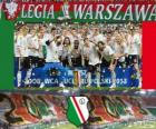 Legia Warszawa, mistrz Ekstraklasa 2012-2013, Polska Piłka nożna