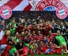 FC Bayern Monachium, mistrz 2012–13 Ligi Mistrzów UEFA