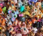 Littlest PetShop zwierzęta